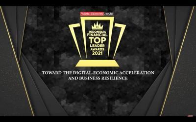 MNC Sekuritas Raih Gelar Perusahaan Sekuritas Terbaik di Indonesia Financial Top Leader Awards 2021