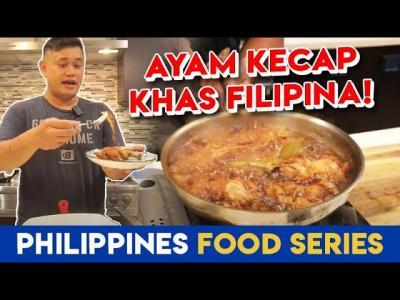Spesial dan Bikin Nagih, Coba Resep Ayam Adobo Khas Filipina