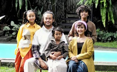 Rilis Single Piknik, Anak-Anak Dwi Sasono Tulis Sendiri Lagunya