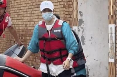 Wang Yibo dan Artis Senior Dituduh Manfaatkan Banjir China untuk Popularitas