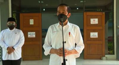 Presiden Jokowi: BMKG Harus Sampaikan Info Gempa hingga Tsunami Lebih Cepat!