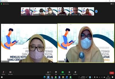 Hadapi Pandemi Covid-19, 348 Guru di Tangerang Selatan  Jalani Pelatihan Literasi Digital
