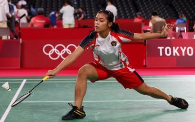 Gregoria Mariska Tunjung Gugur di 16 Besar Bulu Tangkis Olimpiade Tokyo 2020