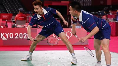 Intip Profil Aaron Chia Soh Wooi Yik yang Kalahkan Marcus Kevin di Perempatfinal Olimpiade Tokyo 2020