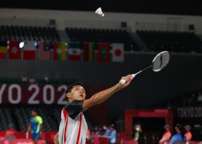 Kalah dari Wakil China, Jonatan Christie Gagal Ikuti Jejak Anthony Ginting ke Perempatfinal Olimpiade Tokyo 2020