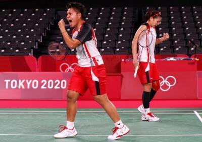 Usai Kalahkan China, Greysia/Apriyani Langsung Fokus Tatap Semifinal Olimpiade Tokyo 2020
