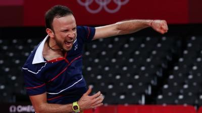 Perjuangan Kevin Cordon, dari Tak Punya Uang Sampai Lolos ke Perempatfinal Bulu Tangkis Olimpiade Tokyo 2020