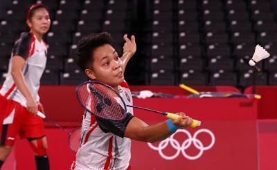 Greysia Apriyani Sangat Enjoy Setiap Berlaga di Olimpiade Tokyo 2020
