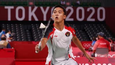 Gagal di Olimpiade Tokyo 2020, Jonatan Christie Segera Lakukan Evaluasi dengan Pelatih