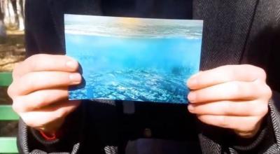 Penjelajah Waktu dari Tahun 5.000 Klaim Punya Bukti Foto Kiamat, Los Angeles Tenggelam!
