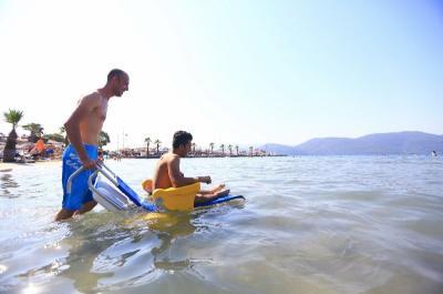 Turki Buka 20 Wisata Pantai untuk Warga Disabilitas, Sediakan Layanan Antar Jemput