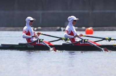 Hasil Dayung Olimpiade Tokyo 2020: Melani Mutiara Gagal Tembus 3 Besar di Final C
