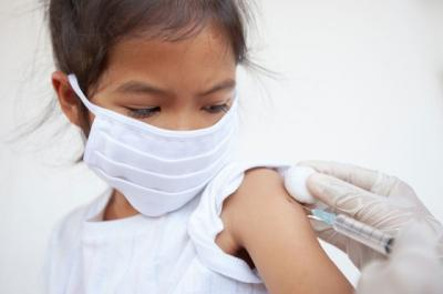 Suara Anak tentang Vaksin: Tingkatkan Imun Supaya Tidak Kena Corona