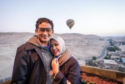 Ulang Tahun Pernikahan Perak, Intip Momen Mesra Liburan Sandiaga-Nur Asia Uno