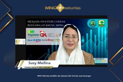 MNC Sekuritas: Jadilah Investor Cerdas, Buka Rekening Saham di MNC Trade New