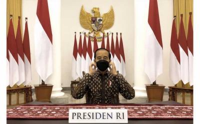 Akhirnya, Jokowi Cairkan BLT UMKM Rp1,2 Juta