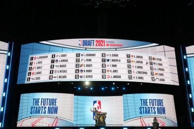 Hasil NBA Draft 2021: Pistons Amankan Cade Cunningham, Cavaliers Pilih Evan Mobley