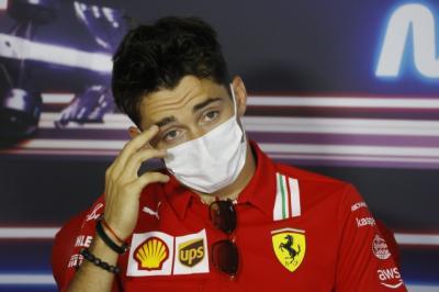 F1 Hungaria 2021, Charles Leclerc Mengakui Lemah di Sirkuit Hungaroring