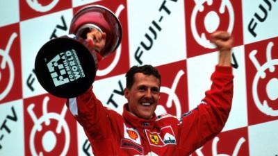 Perjalanan Legenda Formula 1 Michael Schumacher Akan Dibuat Film Dokumenter