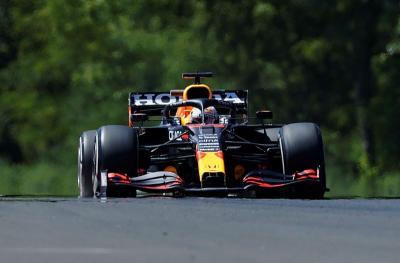 Hasil Latihan Bebas 1 F1 GP Hungaria 2021: Verstappen Asapi Hamilton dan Bottas