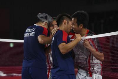 Tega! Ngaku Nge-Fans tapi Lee Wang Pupuskan Harapan Ahsan Hendra di Olimpiade Tokyo 2020