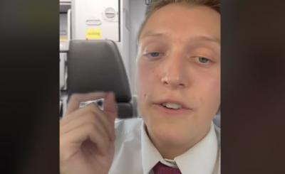 Penumpang Jangan Pakai Celana Pendek di Pesawat, Begini Penjelasan Pramugara