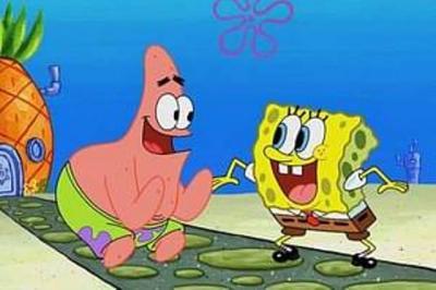 Wow! SpongeBob SquarePants dan Patrick Star Versi Nyata Ditemukan di Laut