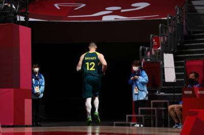 Basket Olimpiade Tokyo 2020, Aron Baynes Tak Bisa Bela Australia Usai Jatuh dari Kamar Mandi