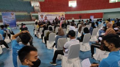 Vaksin Kedua, Kontingen Sulsel Yakin Tembus 10 Besar PON XX Papua 2021