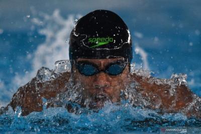 Perenang Aflah Fadlan Prawira Tak Ingin Olimpiade Tokyo 2020 Jadi yang Pertama dan Terakhir