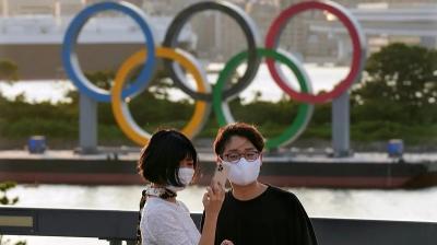 Kasus Harian Covid-19 di Tokyo Cetak Rekor, Gegara Olimpiade 2020?