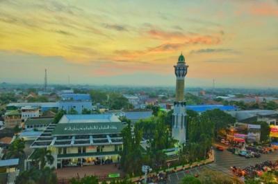 Masjid Agung Pati Bernilai Sejarah Tinggi, Miliki Mimbar Unik Berumur 160 Tahun
