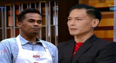 MasterChef Indonesia: Ditantang Chef Juna, Lord Adi Bingung Mau Masak Apa