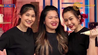 Kemunculan Black Team Ancam Top 6 MasterChef Indonesia