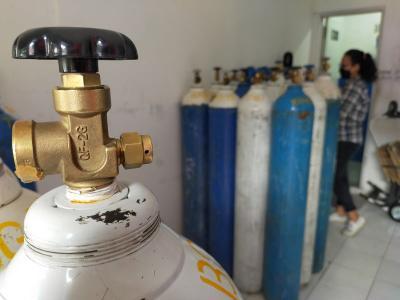 Palsukan Tabung Oksigen dari APAR, Pelaku Jualan di Medsos