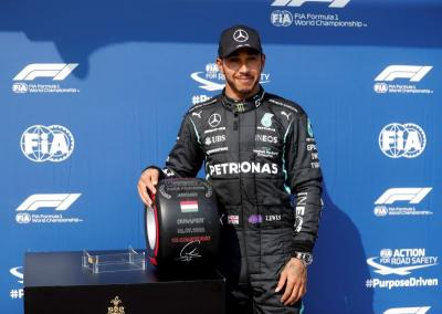 Hasil Kualifikasi F1 GP Hungaria 2021: Lewis Hamilton Sukses Rebut Pole Position