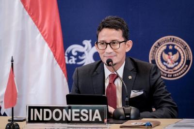 Sandiaga Uno: Pemerintah All Out Angkat Potensi Desa Wisata di Tengah Pandemi