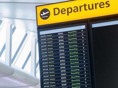 Pelancong AS dan Uni Eropa Boleh Masuk Inggris Tanpa Karantina