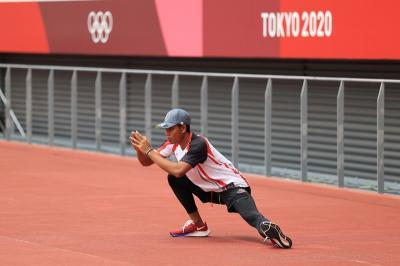 Lalu Muhammad Zohri Dihadapkan Persaingan Sengit di Olimpiade Tokyo 2020, Dikepung Spinter di Bawah 10 Detik