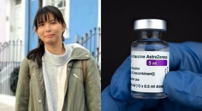 Carina Joe, Peneliti Indonesia Salah Satu Pemegang Hak Paten Vaksin AstraZeneca