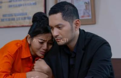 Sinopsis Ikatan Cinta: Dibesuk Nino, Elsa Nangis Dipenjara, Nasib Kehamilannya?