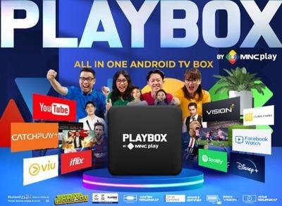 Hadirkan Hiburan Kelas Dunia, Ini 3 Cara Mudah Nikmati PLAYBOX dengan Harga Terjangkau