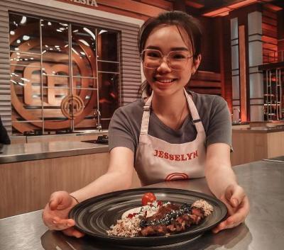 Tantangan Mengolah Steak, Buatan Jesselyn Jadi Favorit Juri MasterChef Indonesia