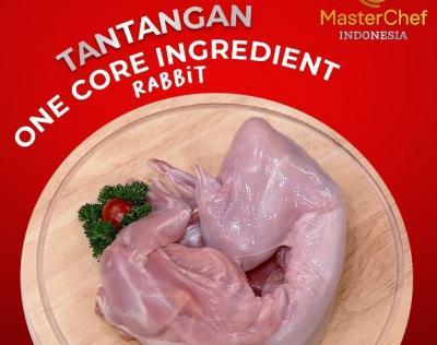 Peserta MasterChef Indonesia Ditantang Olah Daging Kelinci, Siapa Jadi Juara?