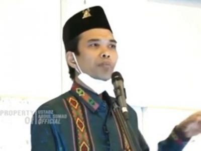 Ustadz Abdul Somad Jelaskan Hukum Suami Gunakan Gaji Istri