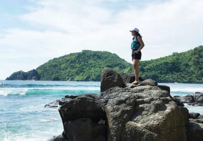 Nekat Masuk Pantai Wediombo Tengah Malam, Puluhan Wisatawan Diusir Petugas