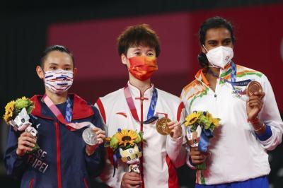 Klasemen Sementara Perolehan Medali Olimpiade Tokyo 2020, Minggu 1 Agustus 2021 Pukul 22.00 WIB: Indonesia di Urutan 57