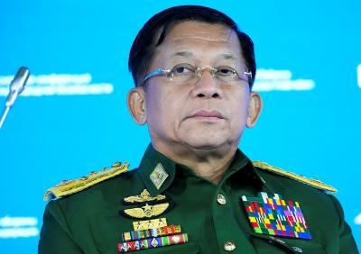 Pimpinan Militer Myanmar Ambil Alih Jabatan Perdana Menteri
