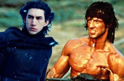 Quentin Tarantino Ingin Remake Film Rambo Sebelum Pensiun, Adam Driver Jadi Bintangnya