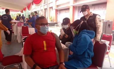 John Kei Minta Warga Binaan Dukung Vaksinasi Covid-19